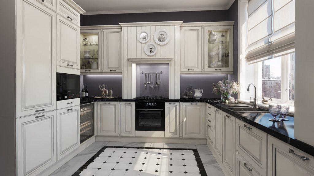 індивідуальний дизайн кухонних меблів