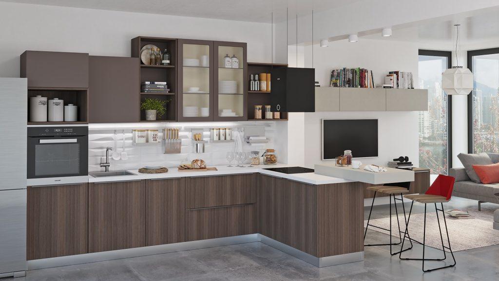 Меблі на кухні
