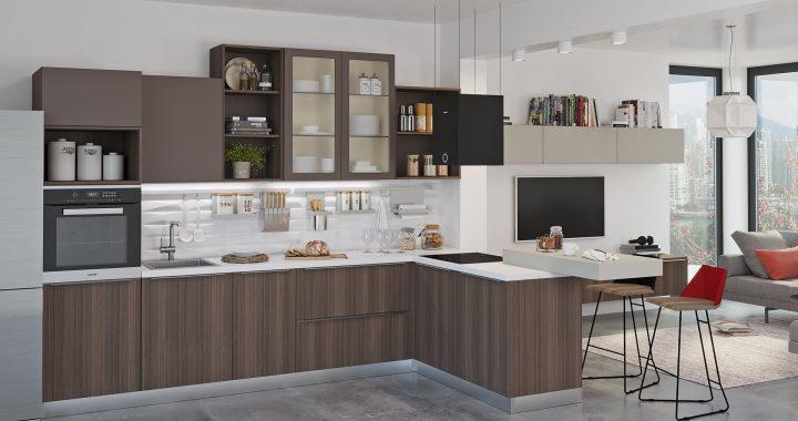 Правильні меблі для кухні