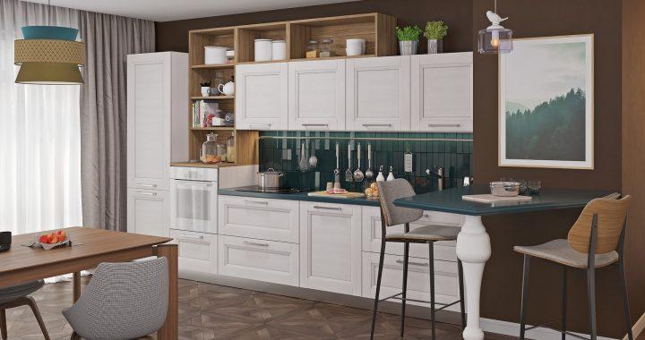Який колір кухні найкращий?