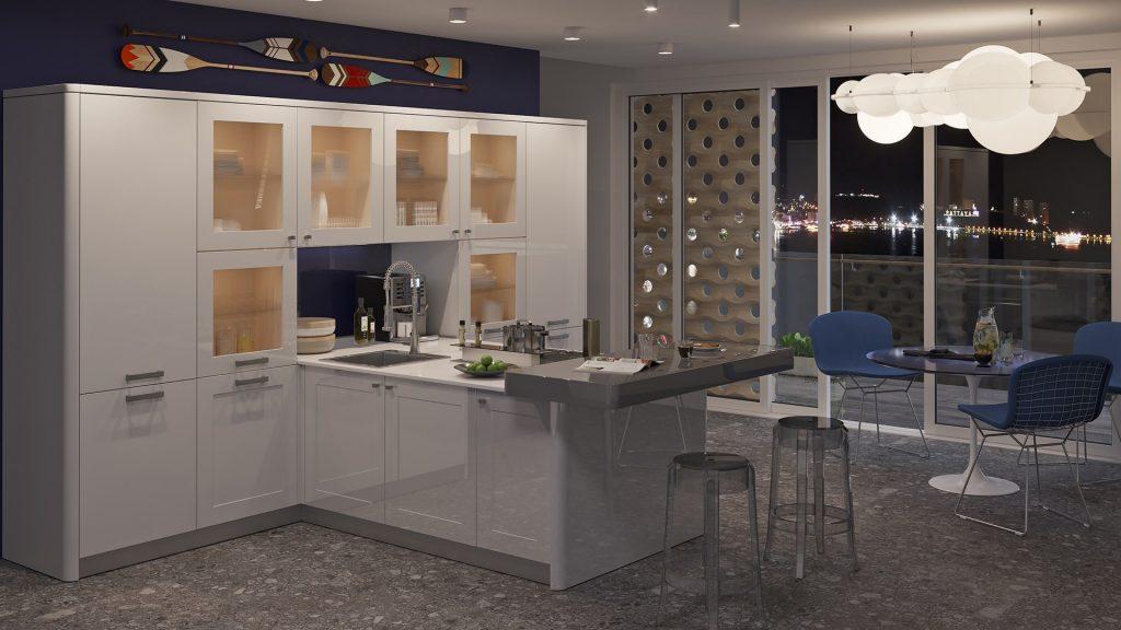 Дизайн, індивідуальне проектування меблів. кухні