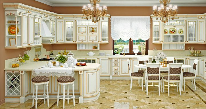 Дизайнерські рішення кухонь