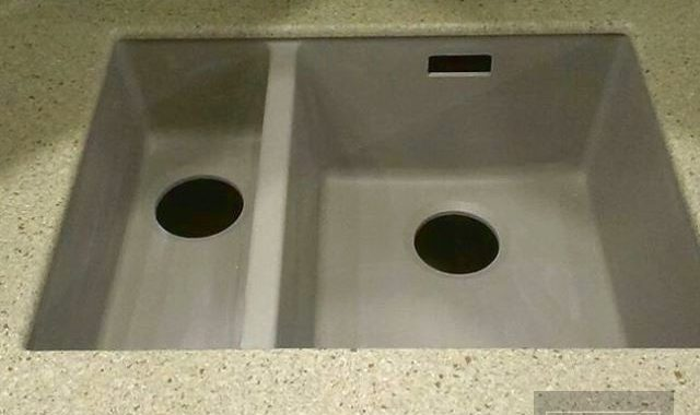 Встановлення мийки, раковини у стільницю