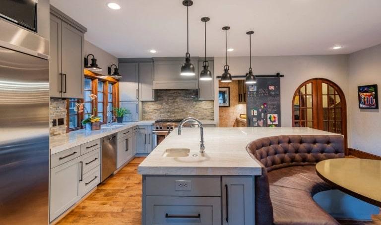 диван для кухні