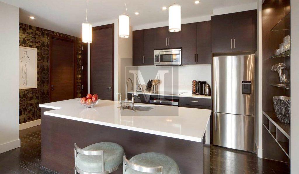 Кухня в стилі лофт