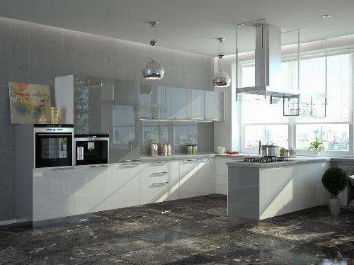 Модернізм в кухонних гарнітурах