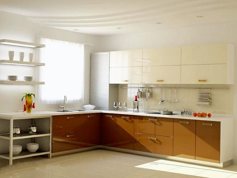Акрилові фасади для сучасної кухні.
