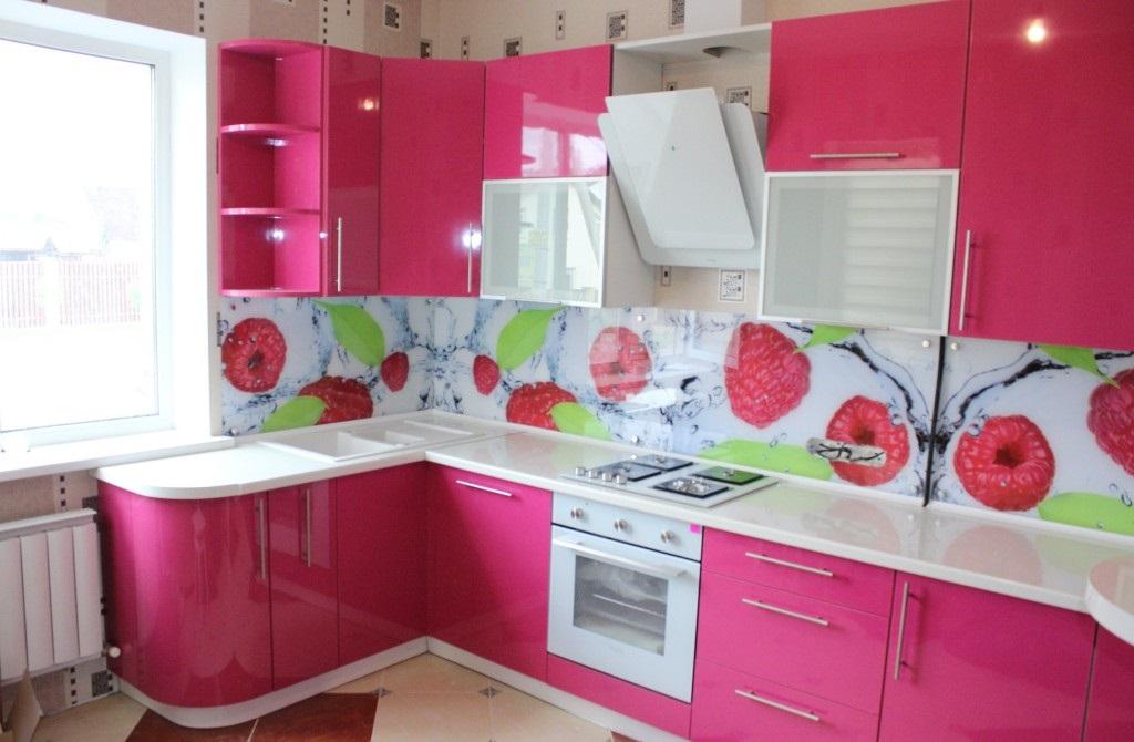 Пластикові фасади для кухні