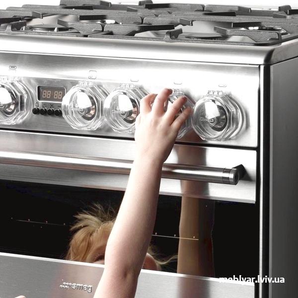 безпека для дітей на вашій кухні
