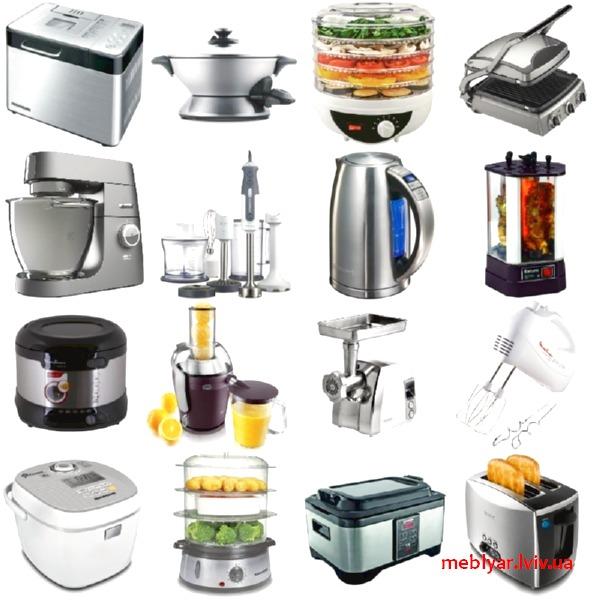 Кухонні лайф-хаки: Зберігання побутової техніки на кухні — МЕБЛЯР