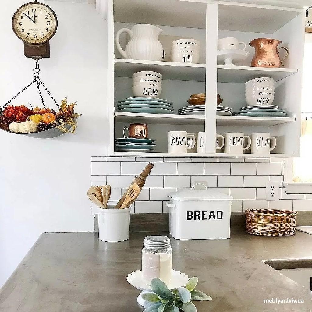 Немає відчуття персонального простору на кухні