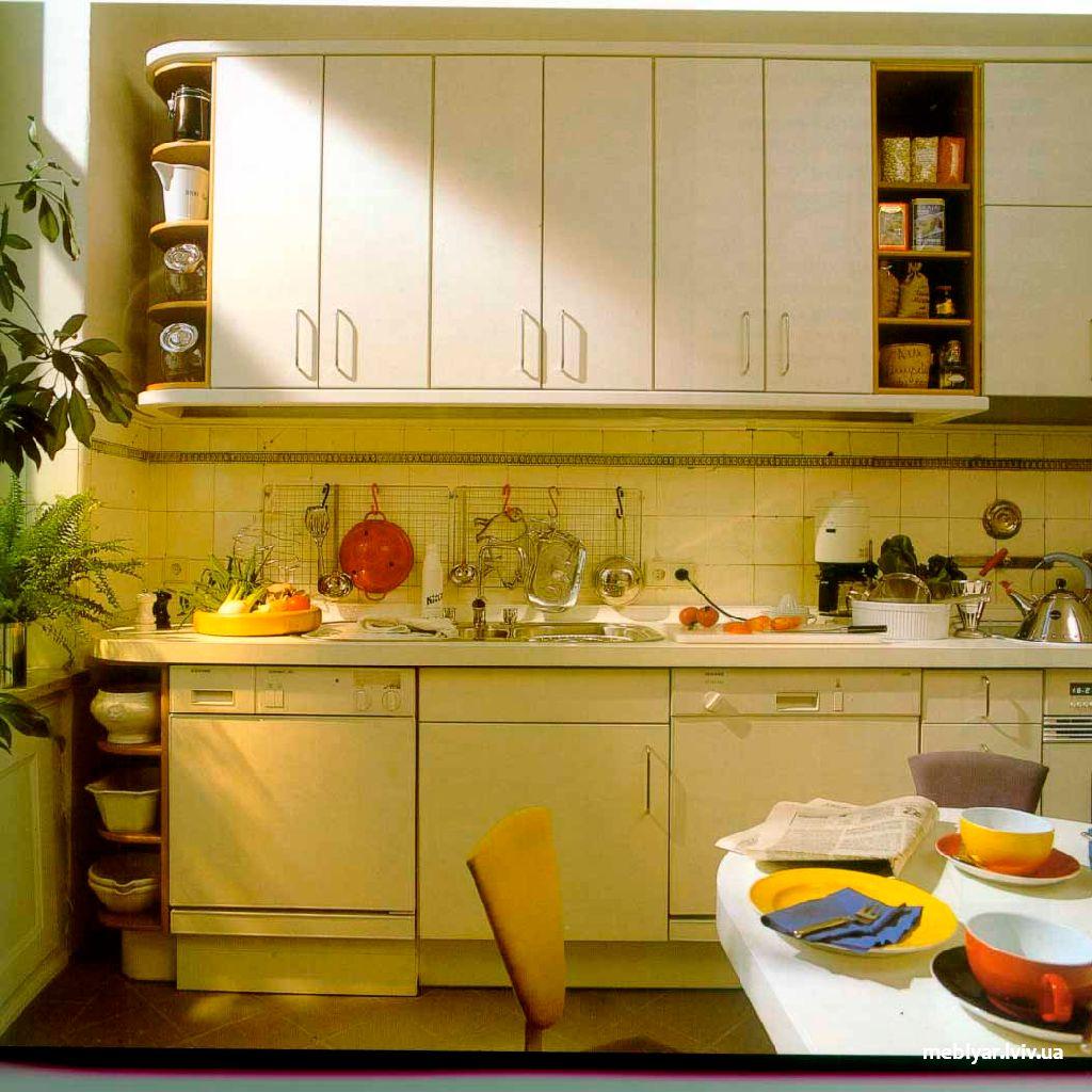 Бардак на кухні